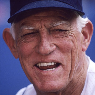Born on February 22, 1934, in Bridgewater, South Dakota, Sparky Anderson would play in baseball's minor and major leagues before being hired as Cincinnati Reds manager in 1970. He led the team to two World Series championships and later managed the Detroit Tigers, with whom he won the championships in 1984. One of the top overall scorers as a manager, he died on November 4, 2010.