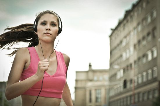 50-Minute Running Playlist- tempo is paced for a 10 minute mile