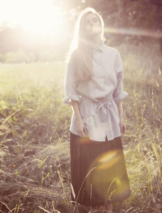 Samuji SS13   Photographer Sanna Saastamoinen-Barrois, stylist Minttu Vesala