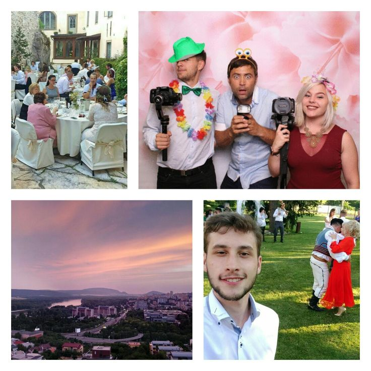 Včera naše tímy točili po celom Slovensku ;-) . #bratislava #liptovskyhradok #hotelborik #chateaugrandcastle #view #funtime #wedding #8 #9