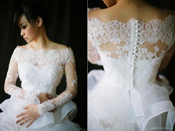 French Lace Wedding Dresses – fashion dresses