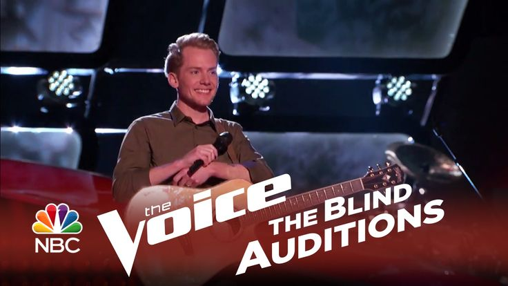 """The Voice 2014 Blind Audition - Taylor Phelan: """"Sweater Weather""""... They keep performing some cool tunes on this season. I love this song, too."""