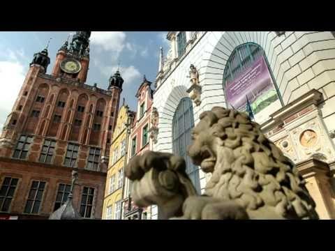 Gdańsk to miasto niezwykłe. I o tym jest ten krótki film. : )