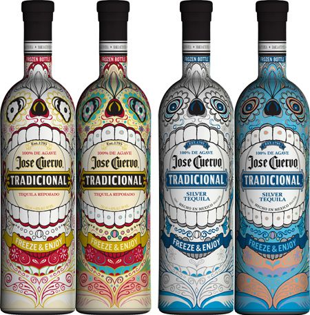 Jose Cuervo Tradicional Tequila Unveils 'Cool' New Packaging to Celebrate Mexican Heritage - The Tasting Panel Magazine