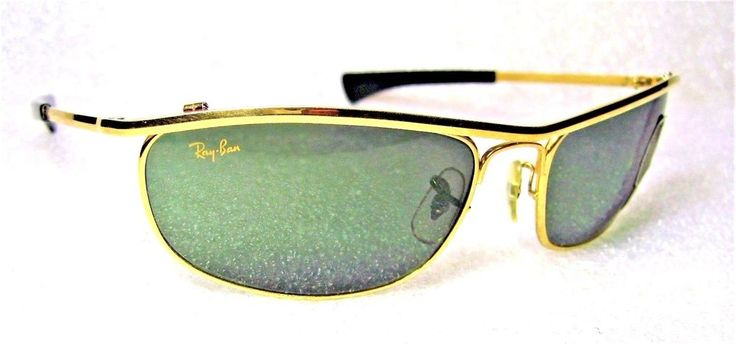 """RAY-BAN VINTAGE B&L RARE OLYMPIAN I DELUXE """"EASY RIDER"""" L0255 Nr.MINT SUNGLASSES #RayBanbyBauschLomb #OlympianIDeluxeL0255EZRIDER #Everyday"""