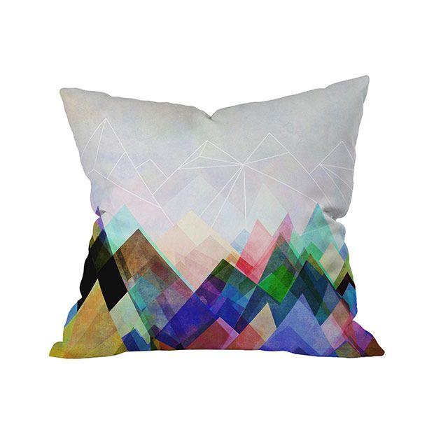 Dandy Andes Outdoor Throw Pillow | dotandbo.com