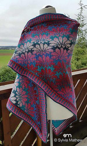 Tribute to Monet pattern by Sylvia Mathew | Stricken und Häkeln ...