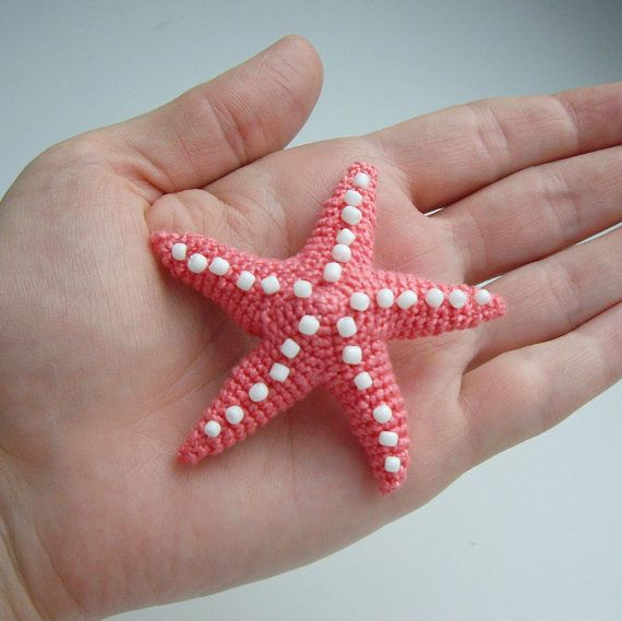 Crochet Patterns Small Projects : 25+ best ideas about Crochet starfish on Pinterest ...