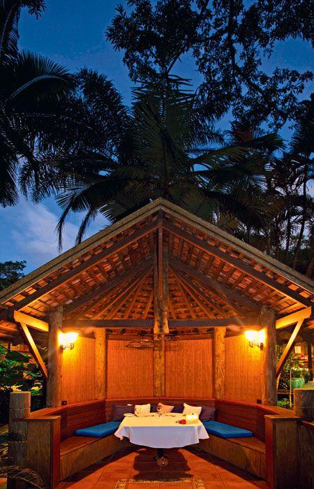Bloomfield Lodge Daintree Rainforest Queensland Australia  #dreamdestinations #weddingdestinations #destinationwedding #destinationweddings #honeymoon #ecowedding
