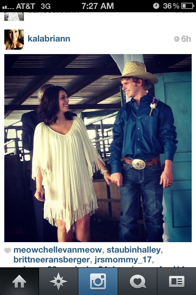 The best day. Country wedding. Bull riders wedding.