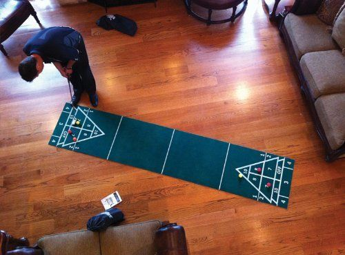 Putter Around The House 3 in 1 Shuffleboard and Bocce Games for Golf ** Check out this great product.Note:It is affiliate link to Amazon. #smile