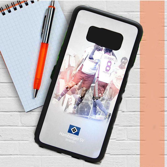 Hamburger Sv Football Samsung Galaxy S8 Plus Case Dewantary