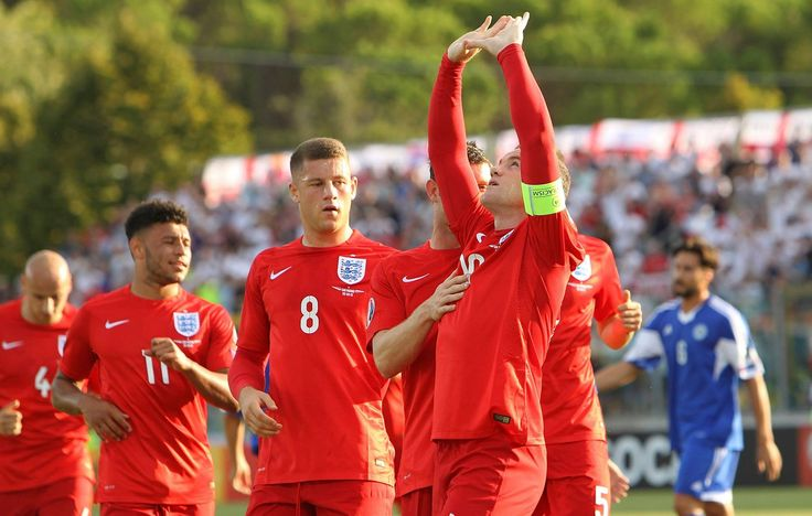 @England The #3Lions are the first team to qualify for EURO France 2016 #9ine