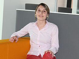 Originaire de Valence, en Espagne, Maria Gomez Lacruz, 28 ans, effectue sa thèse au sein de l'équipe lilloise Spirals (commune avec l'Université Lille 1*). L'occasion de se pencher sur ces jeunes talents étrangers qui ont choisi Inria.