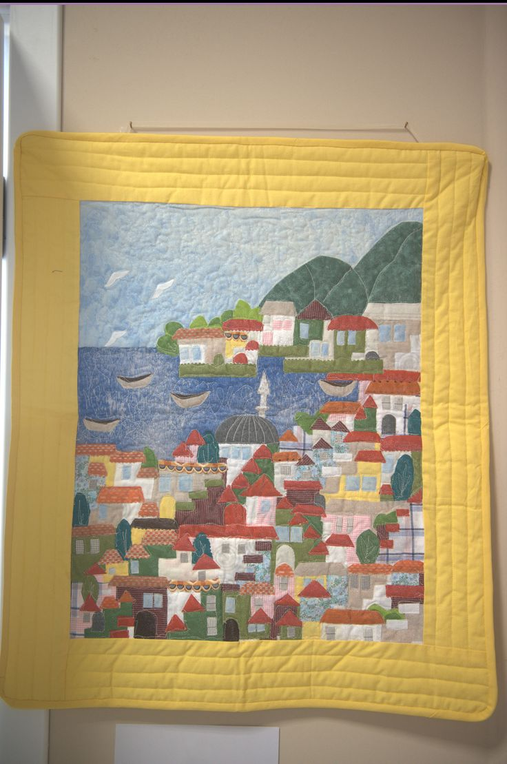 21 best Happy Village Quilts images on Pinterest | Ceilings ... : karen quilt - Adamdwight.com