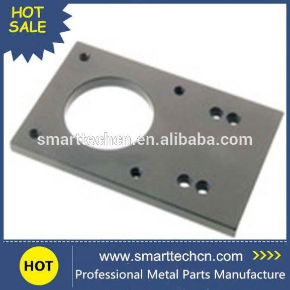 OEM Fast Metal Prototypes CNC Precision Milling Machining Aluminum Machined Parts