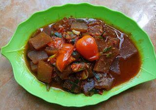 Karwek Jaya: Resep masakan cecek/krecek rambak kulit sapi.