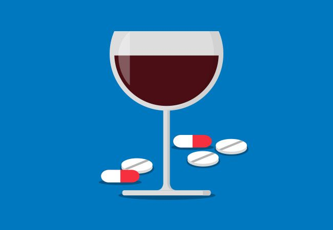 Drinking while taking common medications for depression, diabetes or high blood pressure puts you at risk for harmful alcohol-drug interactions. Honesty with your doctor is the best policy.