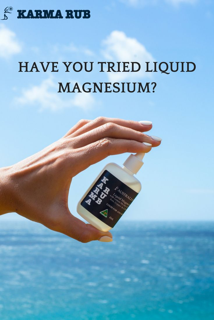 Are you giving back to your body? Ensure that you invest in self care and give your body the monerals and nourishment that it deserves.   Liquid magnesium is know to do the following: •	Improve sleep •	Reduce muscle soreness •	Relieve stress •	Improve headaches  Have you tried Karma Rub? Make 2017 the year to give back to your body!   www.karmarub.com/shop.html Free shipping Australia Wide