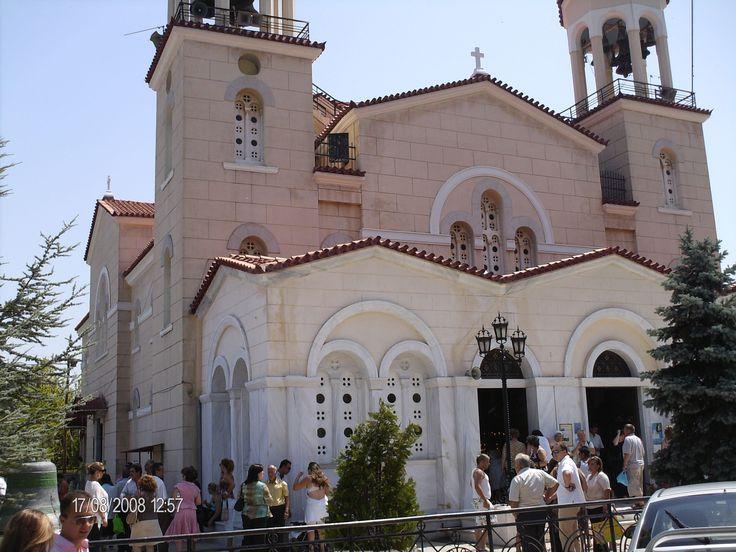 Church Of St John The Russian (Prokopi, Evia Island, Greece)