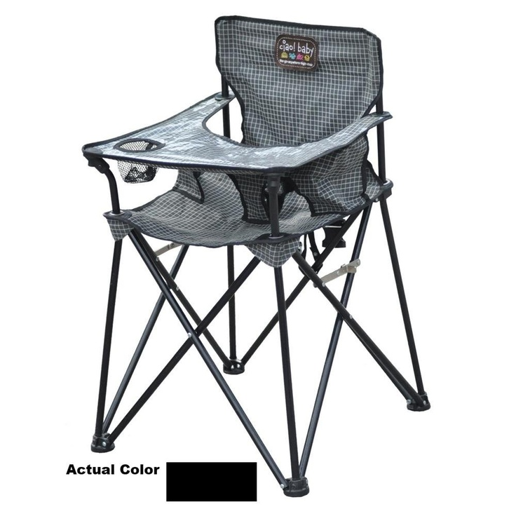 Folding Travel High Chair Submited Images