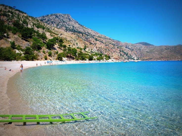 Apella Beach - Karpathos Island