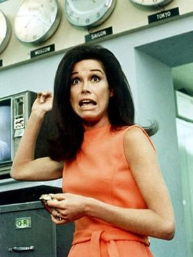 The Mary Tyler Moore Show (love!)