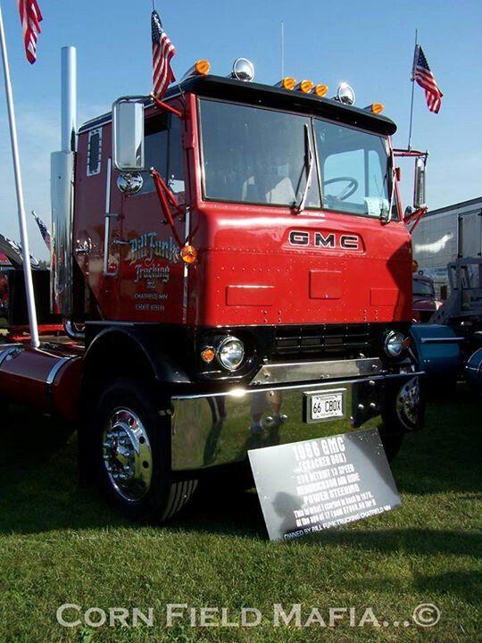 761 best Gmc trucks images on Pinterest  Semi trucks Vintage