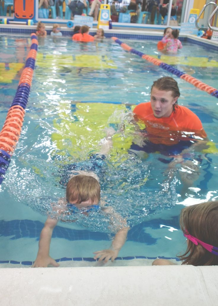 "4 Things to Love About Goldfish Swim School    ""1. I love that they listen..."""