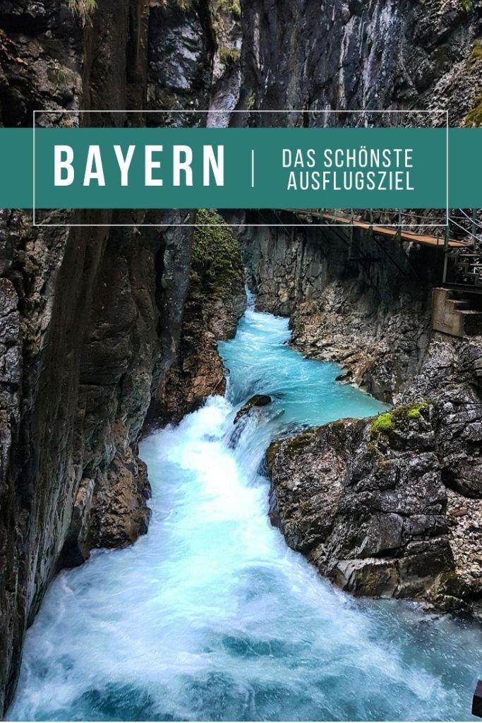 Leutaschklamm – O destino mais bonito da Baviera e Tirol!   – Urlaub