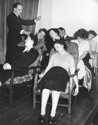 Mass Hypnotism at Enfield, 6 November 1951.