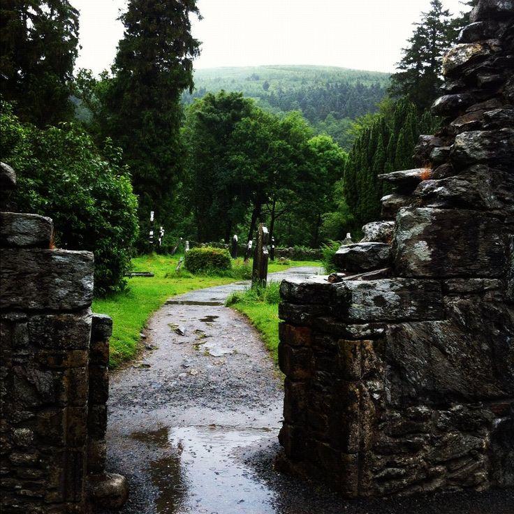 Ireland Ruins - amazing