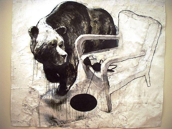 Opera di Stefano Ricci presso Galleria Stefano Forni