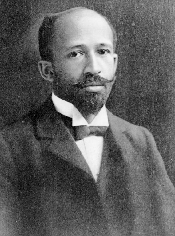 """W.E.B. Du Bois was an intellectual sociologist, historian, civil rights activist, Pan-Africanist, & author. Du Bois earned his Ph.D in History & became the first African American to earn a Doctorate degree at Harvard University in 1890. He was the founder of the NAACP in 1909 along with the journal titled """"The Crisis"""". Later on, he became a professor of history and economics at Atlanta University. His works of literature include The Souls of Black Folk (1903) and The Philadelphia Negro…"""