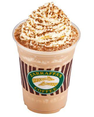 Zarraffa's Mocha Fusion - coffee blended fusion with chocolate