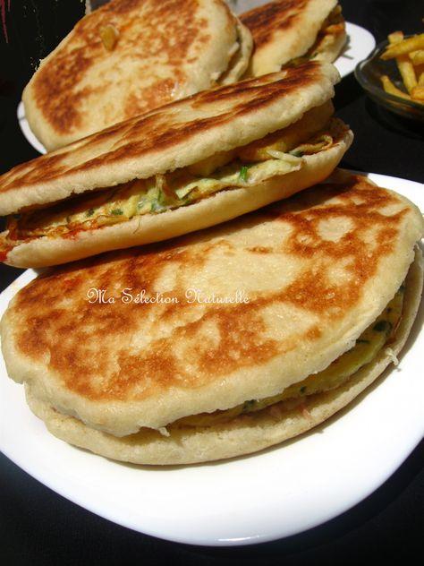 Chapati tunisien.. »enfin la recette « | Ma Sélection Naturelle