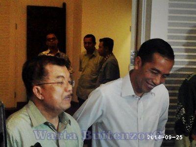 #PresidenJokowi dan Wapres Jusuf Kalla - 3