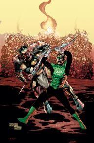 GREEN LANTERN #30 | DC Comics