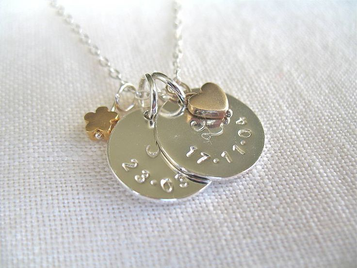 Family Place Necklace