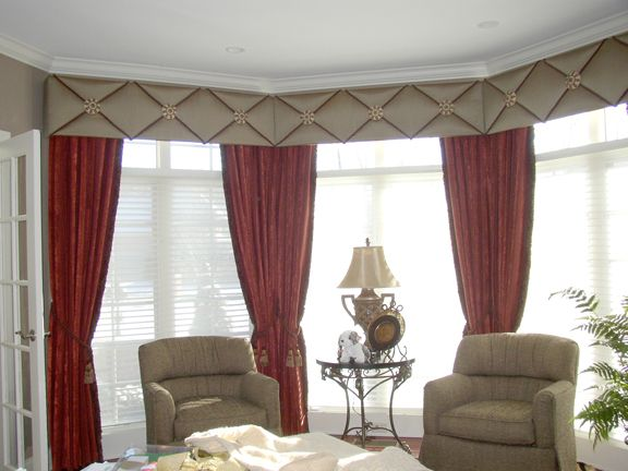 Bay Window Cornice