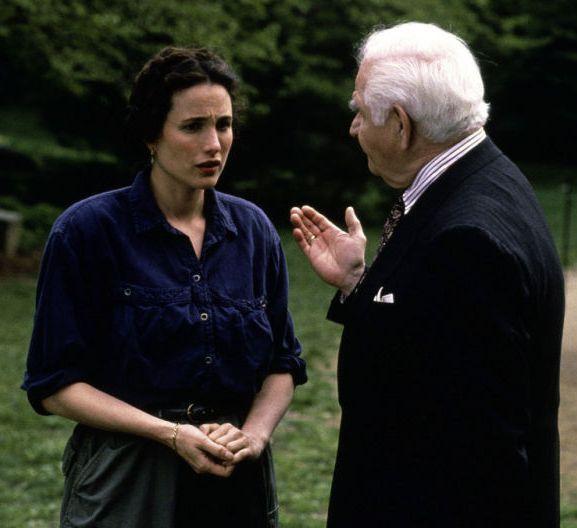 Brontë's Lawyer (Robert Prosky). Green Card (1990)