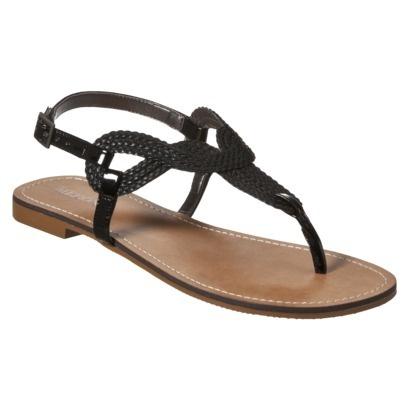 e5ec53d8c Black Sandals  Black Flat Sandals Target