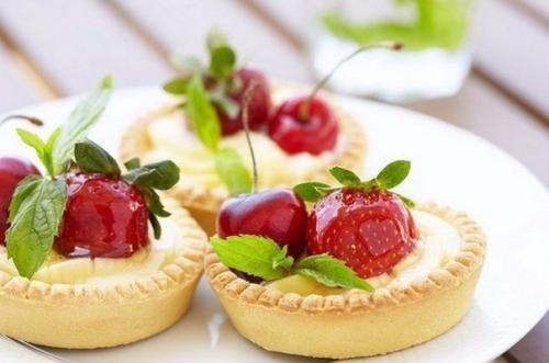 Рецепт тарталеток (2 вида теста - сладкие и под закуски). | Школа красоты