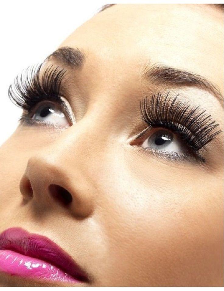 best false eyelashes uk 2012