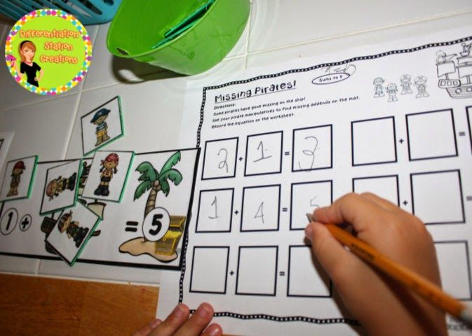 1000+ images about math-missing addends on Pinterest | Fact ...