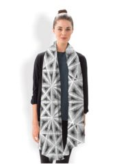 Cashmere Silk Scarf - Abstract-3 CSS by VIDA VIDA oURCr