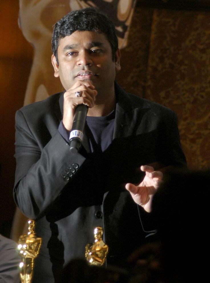 a. r. rahman | Music director A.R. Rahman. Reuters