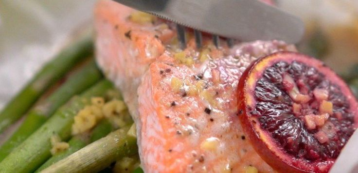 ... quick salmon amp couscous with cilantro vinaigrette six ingredients