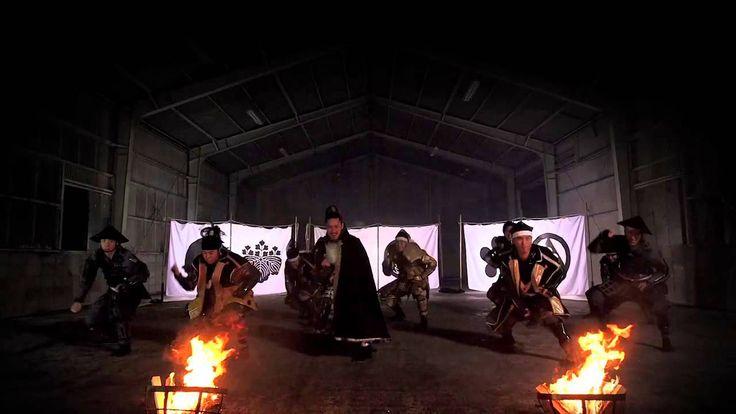 samurai dudes from Nagoya [actors] 名古屋おもてなし武将隊 - 不離威騎!