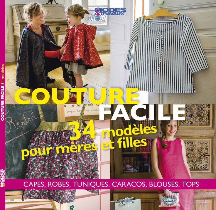 "Livre ""Couture facile"""